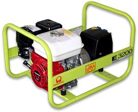 Agregat prądotwórczy jednofazowy Pramac E3200