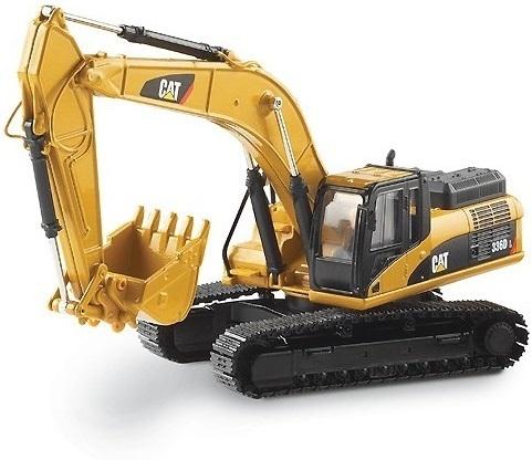 Caterpillar 320 GC hydraulic excavator 1:50 scale   mini-isprzet pl