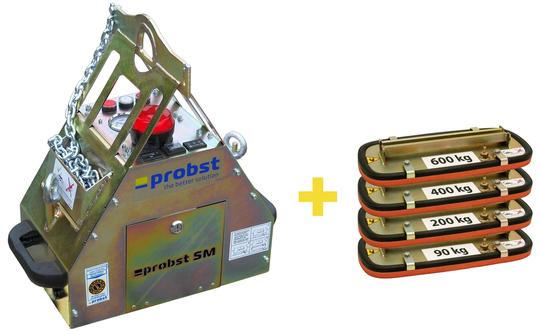 Vacuum handles - Probst offer
