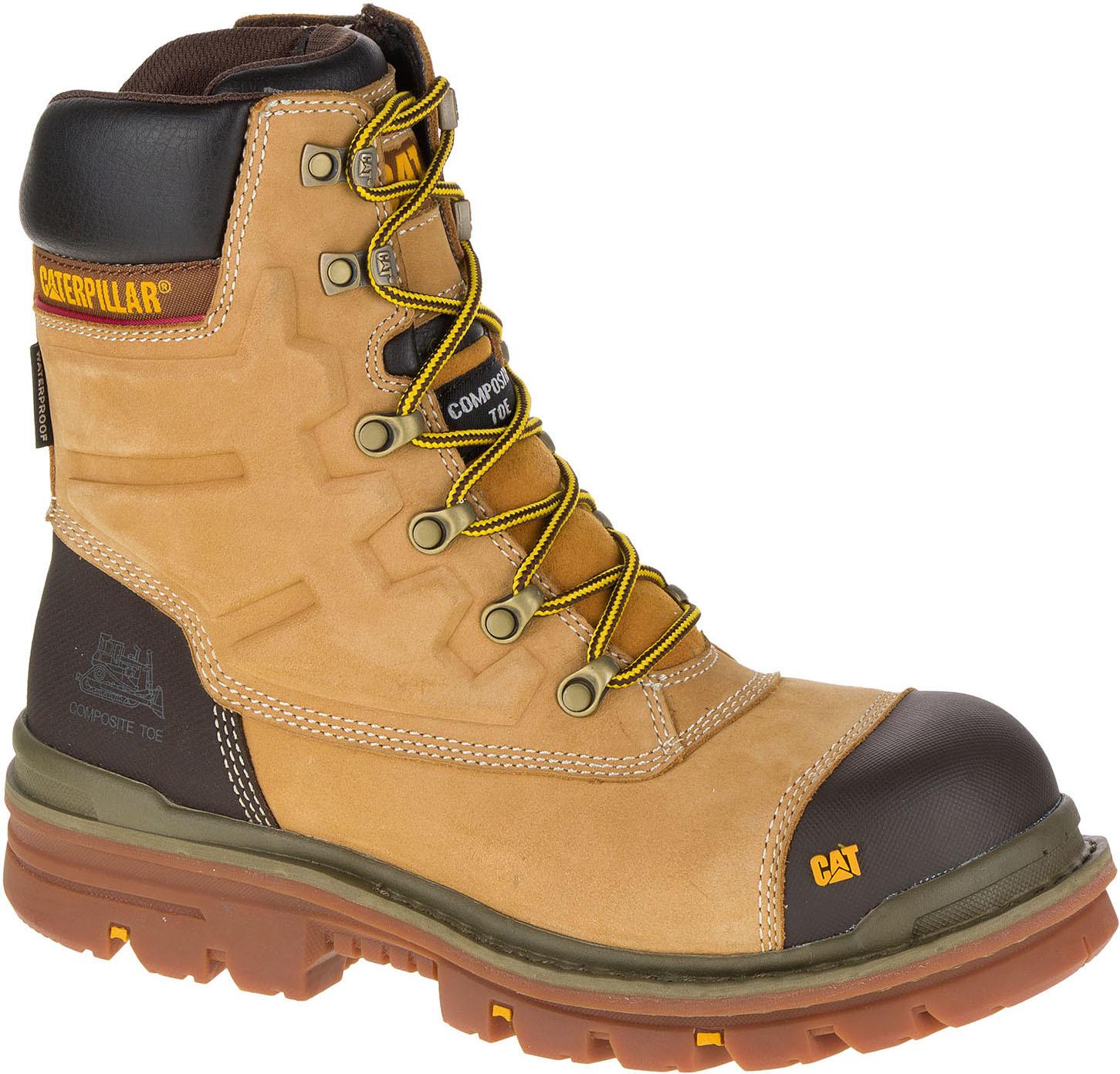 najlepiej sprzedający się dostępny sklep Męskie buty robocze Caterpillar Premier 8