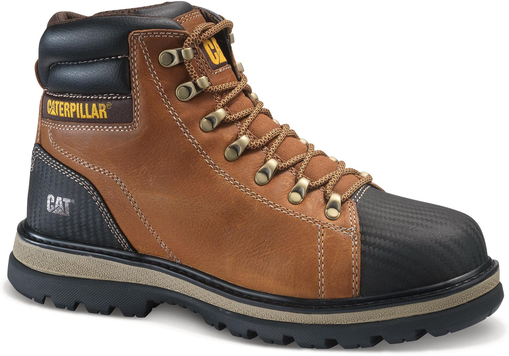 bardzo popularny autentyczny szczegółowe zdjęcia Męskie buty robocze Caterpillar Foxfield ST S3 SRC