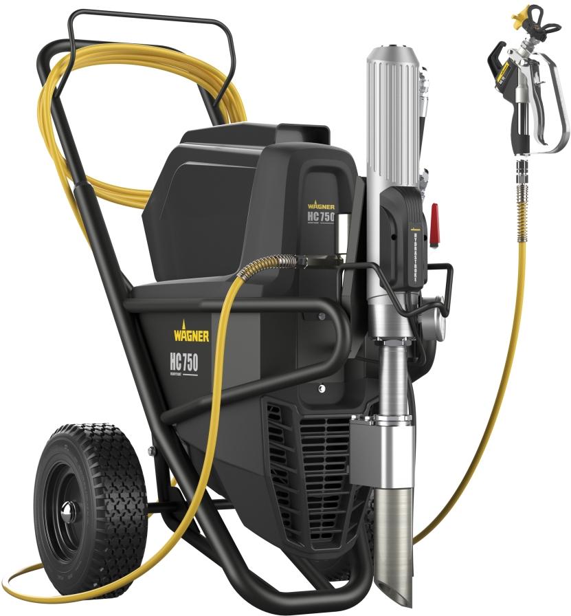 Hydraulic piston pump Wagner HeavyCoat HC750 E