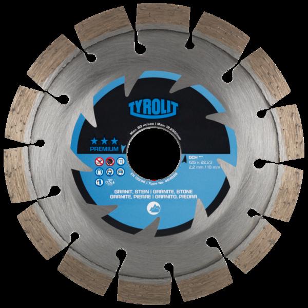 Tarcza diamentowa Tyrolit Premium DCH 115 x 2,2 mm
