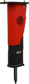 Młot hydrauliczny Chicago Pneumatic RX 14 + CP LUBE