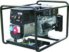 Agregat prądotwórczo-spawalniczy Sumera Motor SMW-220DC-H
