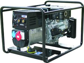 Agregat prądotwórczo-spawalniczy Sumera Motor SMW-220DCk-L