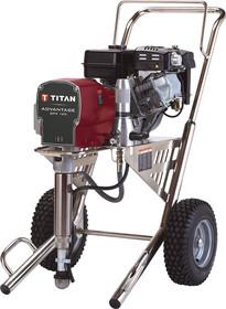 Agregat malarski Titan GPX 165 Complete