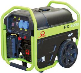 Agregat prądotwórczy jednofazowy Pramac PX4000 AVR