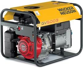 Agregat prądotwórczy trójfazowy Wacker Neuson GV 5003A