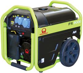 Agregat prądotwórczy jednofazowy Pramac PX8000 AVR