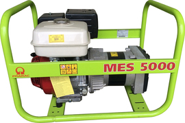 Agregat prądotwórczy trójfazowy Pramac MES5000