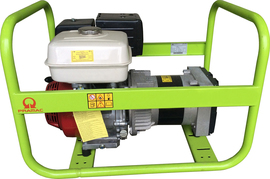 Agregat prądotwórczy trójfazowy Pramac MES8000