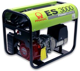 Agregat prądotwórczy jednofazowy Pramac ES3000 AVR