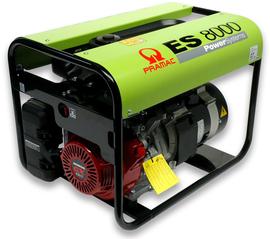 Agregat prądotwórczy jednofazowy Pramac ES8000 AVR