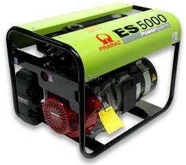 Agregat prądotwórczy trójfazowy Pramac ES5000 AVR
