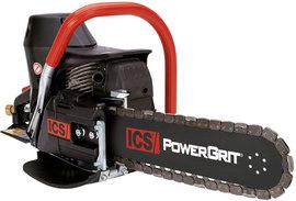 Przecinarka łańcuchowa ICS 680ES PG-10 (prowadnica 25 cm i łańcuch PowerGrit)