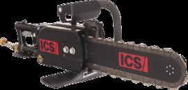 Przecinarka łańcuchowa ICS 701-A F4-15 (prowadnica 38 cm i łańcuch FORCE4-29)
