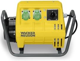 Mechaniczna przetwornica częstotliwości Wacker Neuson FU 1,5