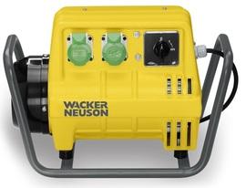 Mechaniczna przetwornica częstotliwości Wacker Neuson FU 1,8