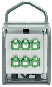 Elektroniczna przetwornica częstotliwości Wacker Neuson FUE-M/S 75A (6 x 32 A)