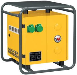 Elektroniczna przetwornica częstotliwości Wacker Neuson FUE-M/S 85A (2 x 32 A)