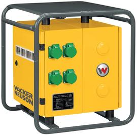 Elektroniczna przetwornica częstotliwości Wacker Neuson FUE-M/S 85A (4 x 32 A)