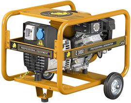 Agregat prądotwórczy jednofazowy Benza E-3000
