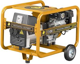 Agregat prądotwórczy jednofazowy Benza E-4200