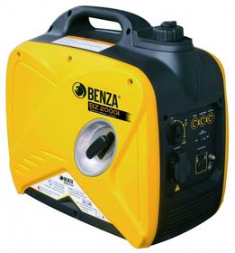 Agregat prądotwórczy jednofazowy (walizkowy) Benza BZ-2000-iS